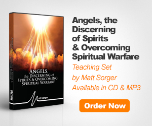 Angels, Discerning of Spirits & Overcoming Spiritual Warfare