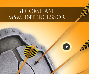 Become an MSM Intercessor