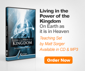Living in the Power of the Kingdom
