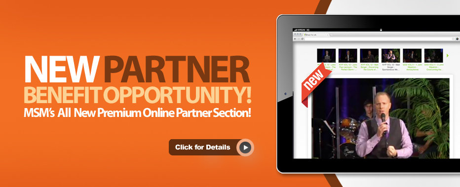 Premium Online Partner Section