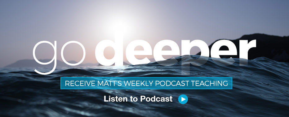 Go Deeper - Podcast
