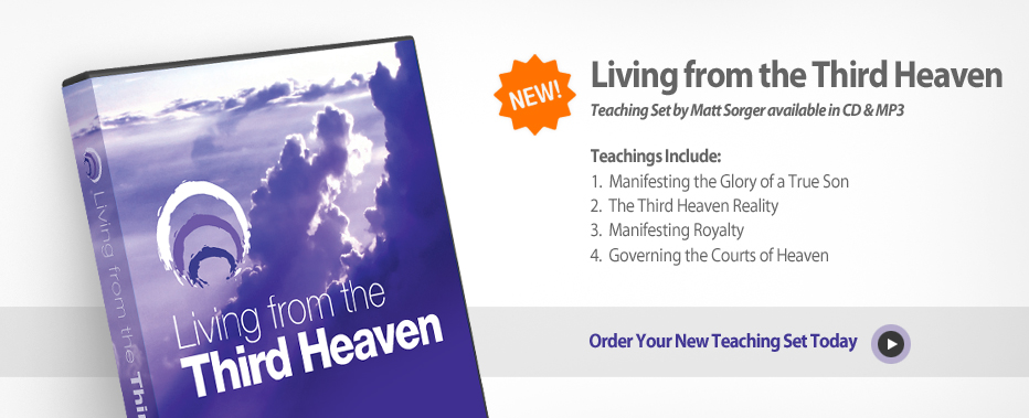 Living from the Third Heaven