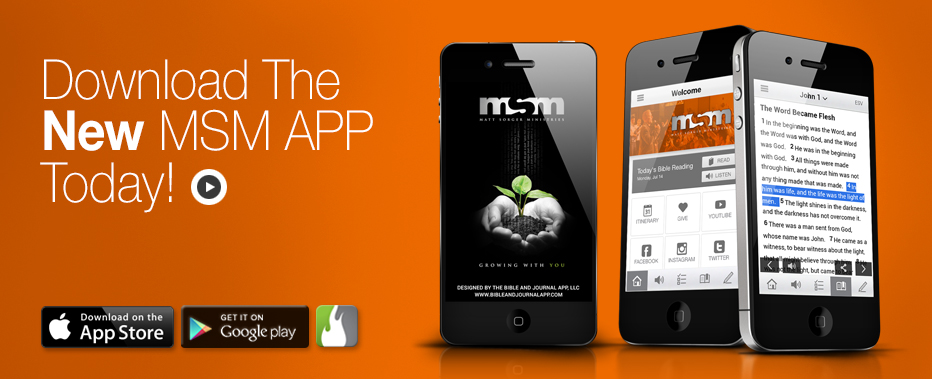Download the New MSM App Today!