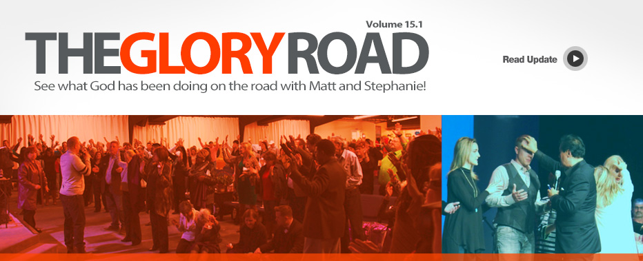The Glory Road Volume 15.1