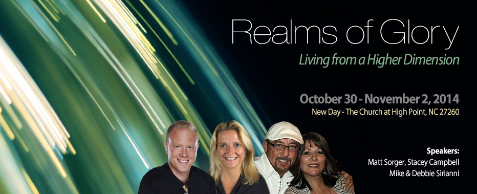 Realms of Glory Conference