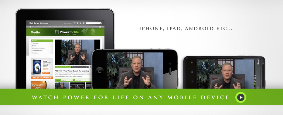 Watch PFL on any Mobile Device